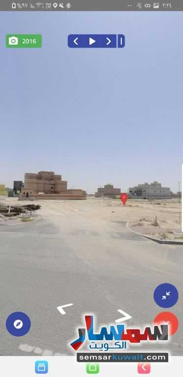 Ad Photo: Land 715 sqm in Al Ahmadi